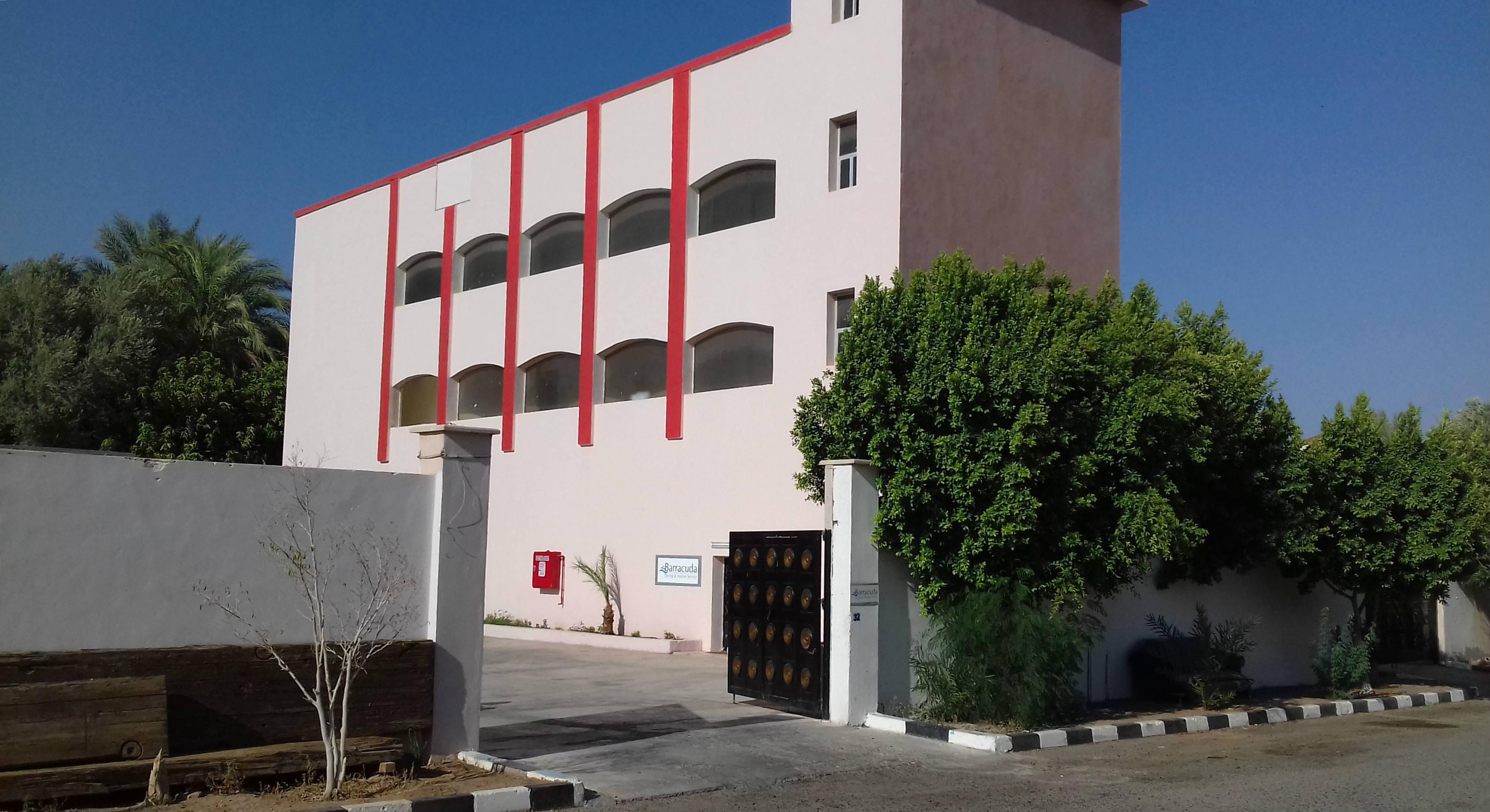 Barracuda Office in Aqaba